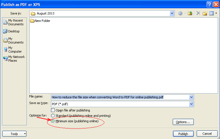 How to reduce file size when converting word to pdf for online untitled ccuart Images